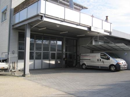 Werkstatt Mannhart Service GmbH